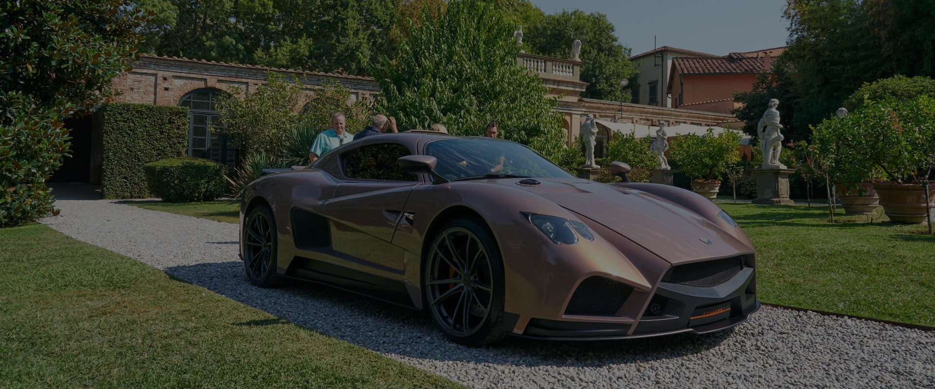 EVANTRA AT PALAZZO PFANNER WITH ANDREA BOCELLI